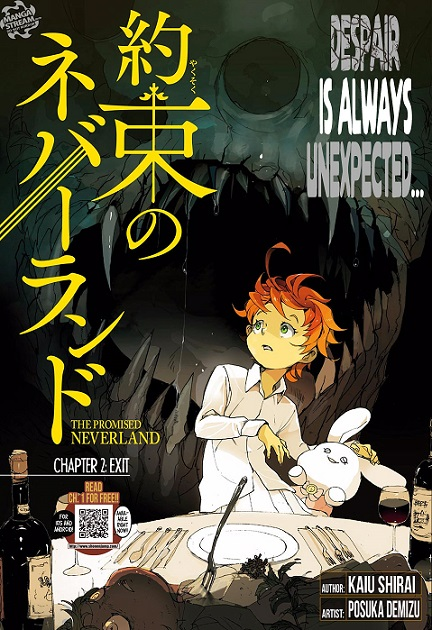 Descargar The Promise Neverland 46/- MANGAESPAÑOL[MEGA ...